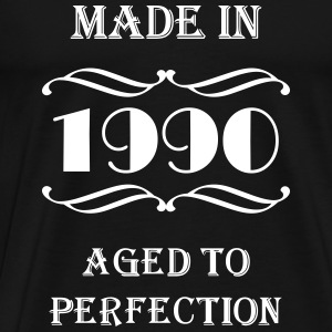 Made in 1990 T-shirts - Premium-T-shirt herr