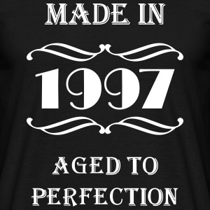 Made in 1997 T-shirts - Herre-T-shirt