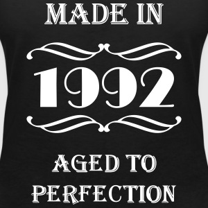 Made in 1992 T-Shirts - Women's V-Neck T-Shirt