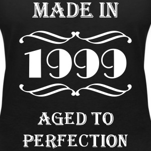 Made in 1999 Tee shirts - Tee shirt col V Femme