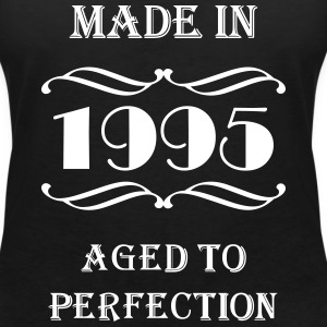 Made in 1995 T-Shirts - Women's V-Neck T-Shirt