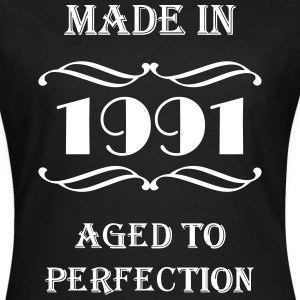 Made in 1991 Tee shirts - T-shirt Femme