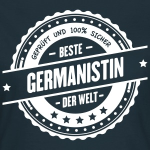 Beste Germanistin T-Shirts - Frauen T-Shirt