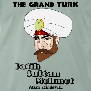 The Grand TURK Tee shirts - T-shirt Premium Homme
