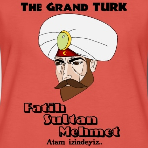 The Grand TURK T-shirts - Vrouwen Premium T-shirt