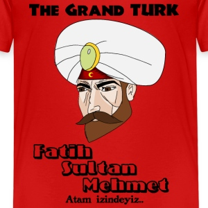 The Grand TURK Tee shirts - T-shirt Premium Enfant
