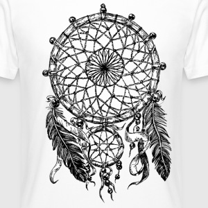 AD Dreamcatcher T-Shirts - Men's Long Body Urban Tee