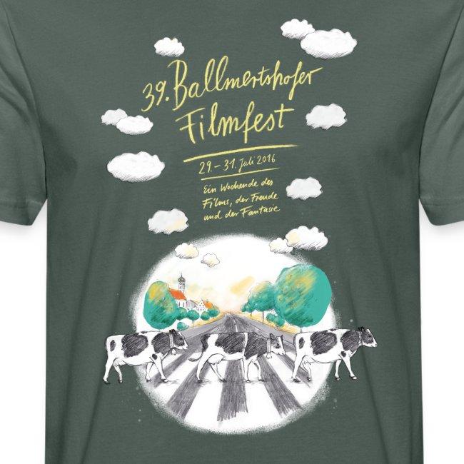 Männer Bio-T-Shirt 2016 dunkel