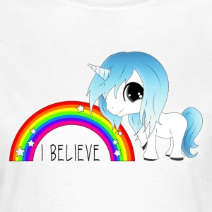 Einhorn - Unicorn  T-Shirts - Frauen T-Shirt