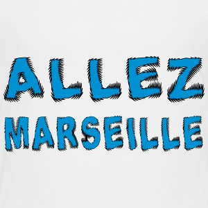 Allez marseille T-Shirts - Teenager Premium T-Shirt