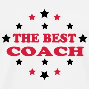 The best coach Tee shirts - T-shirt Premium Homme