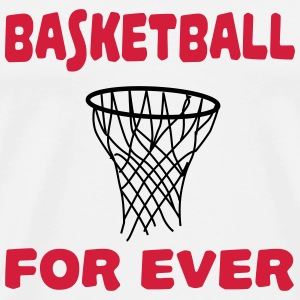Basketball for ever T-Shirts - Men's Premium T-Shirt