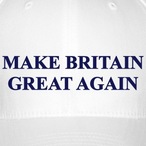 MAKE BRITAIN GREAT AGAIN Caps & Hats - Flexfit Baseball Cap