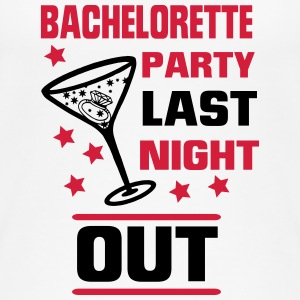 BACHELORETTE PARTY - THE LAST NIGHT! Tops - Women's Organic Tank Top
