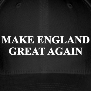 MAKE ENGLAND GREAT AGAIN Caps & Hats - Flexfit Baseball Cap
