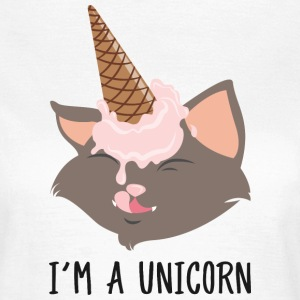 I'm A Unicorn T-Shirts - Frauen T-Shirt