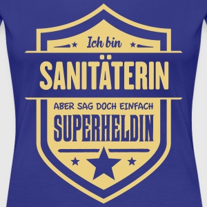 Super Sanitäterin T-Shirts - Frauen Premium T-Shirt