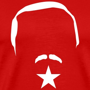 Erdogan with star T-Shirts - Men's Premium T-Shirt