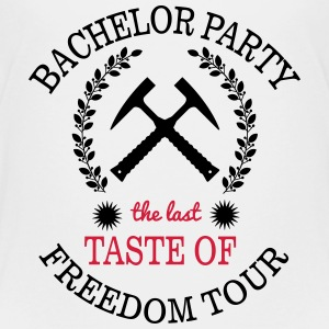 BACHELOR PARTY - THE LAST TASTE OF FREEDOM Shirts - Kids' Premium T-Shirt