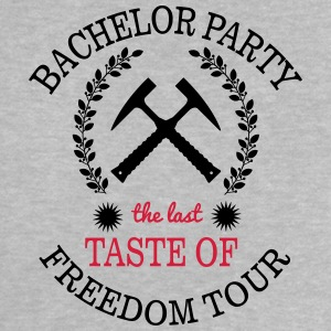 BACHELOR PARTY - THE LAST TASTE OF FREEDOM Tee shirts Bébés - T-shirt Bébé