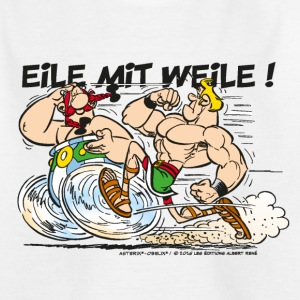 Obelix: Eile mit Weile! - Teenager T-Shirt