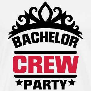 JGA CREW PARTY! T-shirts - Mannen Premium T-shirt