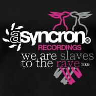 Motiv ~ T-Shirt ASYNCRON RECORDINGS