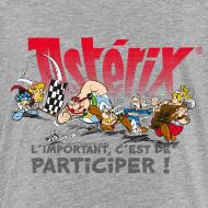 Motif ~ Asterix & Obelix - L'important, c'est de participier!