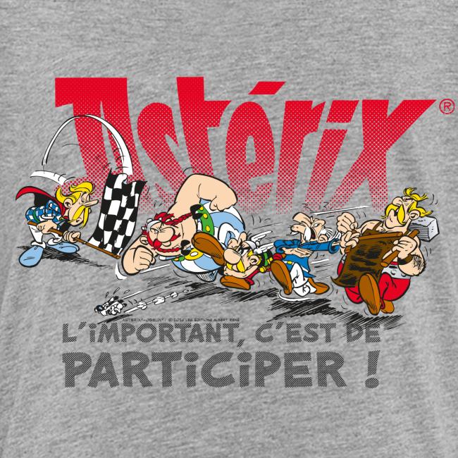 Asterix & Obelix - L'important, c'est de participier!