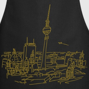 Panorama of Berlin  Aprons - Cooking Apron