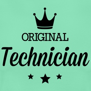 Original three star deluxe technician T-Shirts - Women's T-Shirt