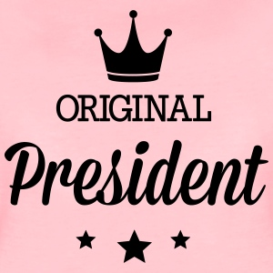 Original three star deluxe President T-Shirts - Women's Premium T-Shirt