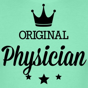 Original three star deluxe physician T-Shirts - Men's T-Shirt