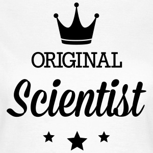 Original three star deluxe scientists T-Shirts - Women's T-Shirt