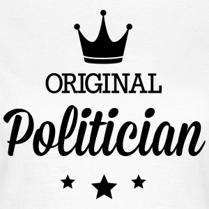 Original three star deluxe politician T-Shirts - Women's T-Shirt