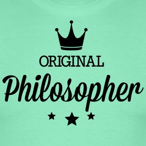 Original three star deluxe philosopher T-Shirts - Men's T-Shirt