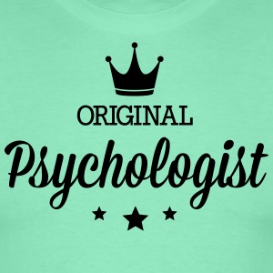 Original 3 étoiles luxe psychologue Tee shirts - T-shirt Homme