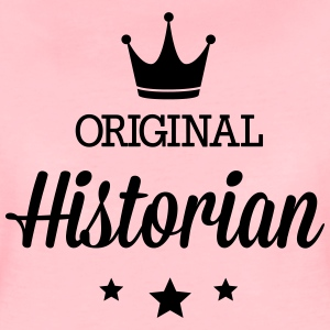 Original three star deluxe historians T-Shirts - Women's Premium T-Shirt