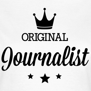 Original three star deluxe journalist T-Shirts - Women's T-Shirt