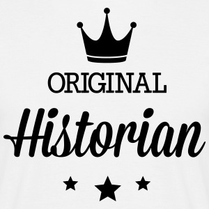 Original three star deluxe historians T-Shirts - Men's T-Shirt