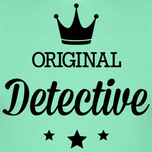 Original three star deluxe detective T-Shirts - Men's T-Shirt