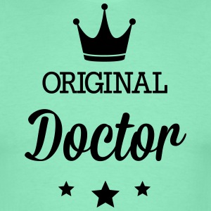 Original three star deluxe doctor T-Shirts - Men's T-Shirt