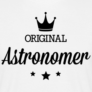 Original three star deluxe astronomer T-Shirts - Men's T-Shirt