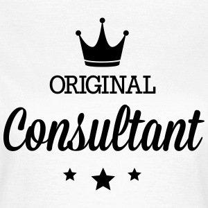 Original three star deluxe consultant T-Shirts - Women's T-Shirt