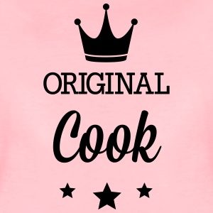 Original three star deluxe cooking T-Shirts - Women's Premium T-Shirt