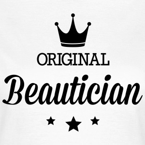 Original three star deluxe beauticians T-Shirts - Women's T-Shirt