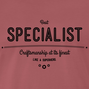 Best professional – craftsmanship at its finest T-Shirts - Men's Premium T-Shirt