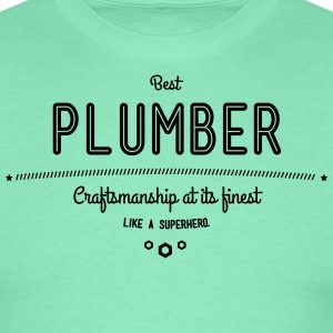 Best plumbing - craftsmanship at its finest T-Shirts - Men's T-Shirt