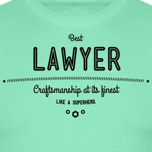 Best lawyer - like a super hero T-Shirts - Men's T-Shirt