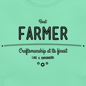 Best farmer - craftsmanship at its finest, like a super hero T-Shirts - Women's T-Shirt